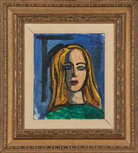 Ben Benn, 'Young Girl', 1969