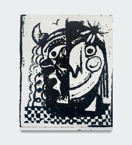 B. Thom Stevenson, 'Portmanteau 2', 2017