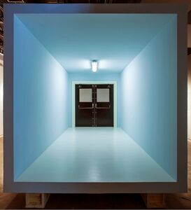 Robert Therrien, 'No title (room, panic doors)', 2013-2014