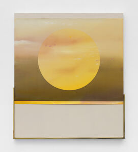 Mara De Luca, 'Cut Golden Haze', 2018