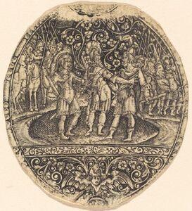 Antoine Jacquard, 'The Three Horatii'