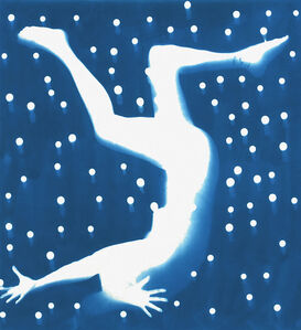 Nancy Wilson-Pajic, 'Falling Angels n° 19', 1996