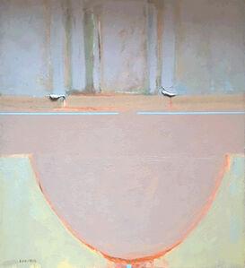 Robert Kaupelis, 'Orange Bottom', 1977
