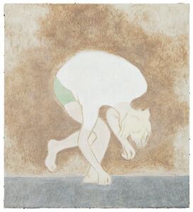 David Byrd, 'Woman Stooping', 2013