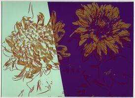 Andy Warhol, 'Kiku Flower', 1979
