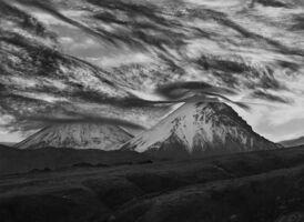 Sebastião Salgado, 'Genesis: Kamen and Kluchevosky Volcanoes, Kamchatka, Russia', 2006