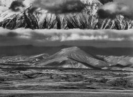 Sebastião Salgado, 'Genesis: The Tundra Valley Extended between Tolbachik and Kamen Volcanoes, with the Base of the Kamen Volcano Behind, Russia', 2006