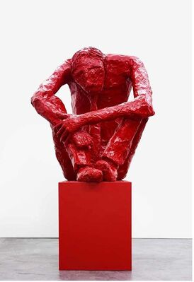 Sculpture in the MENA, installation view