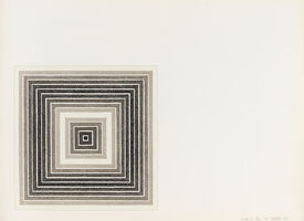 Frank Stella, 'Sharpesville, from Multicolored Squares (A. 79A)', 1973