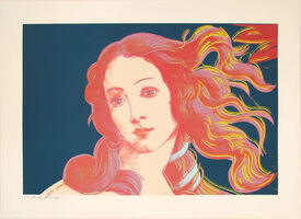Andy Warhol, 'Details of Renaissance Paintings (Sandro Botticelli, Birth of Venus, 1482), II.316', 1984
