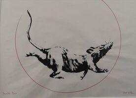 Banksy, 'GDP Rat Gift Print', 2019