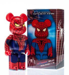 BE@RBRICK X Marvel, 'The Amazing Spider-Man', 2012