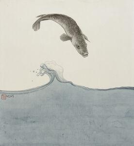 He Xi, 'See the Sea III', 2019