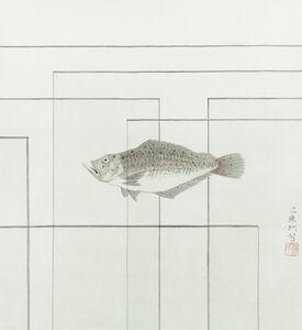 He Xi, 'Maze II', 2019