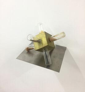 Sabrina Merayo Nuñez, 'Matter Cube', 2018