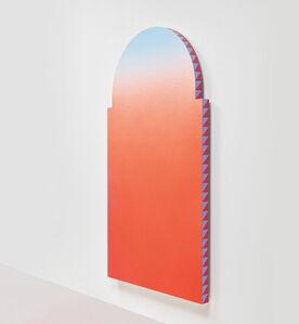 Alex Israel, 'Untitled (flat)', 2014-15.