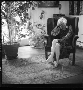 Linda K Alpern, 'Lady Caroline Blackwood', 1994