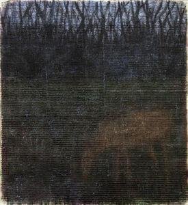 Sanjay Vora, 'Deer in Twilight', 2014