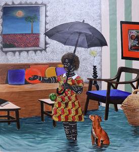 Kelechi Nwaneri, 'Flooded Apartment III', 2020