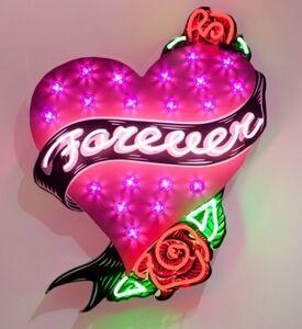 Chris Bracey, 'FOREVER HEART'