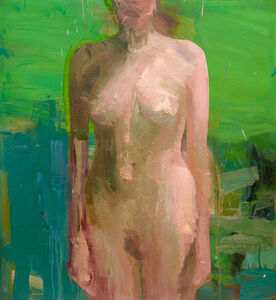 Colin Davidson, 'Woman', 2020