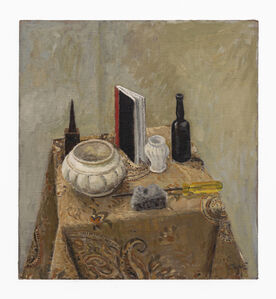 Simon Stone, 'Still Life with Meteorite and Screwdriver', 2020