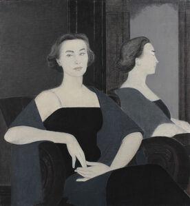 Will Barnet, 'Elena', 1981