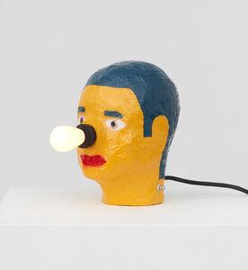 Evan Holloway, 'Luck-Attracting Lamp', 2017