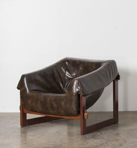 Percival Lafer, 'Pair of Mp-091 Armchair', ca. 1960