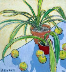 Joseph Plaskett, 'Clivia & Apples', 2008