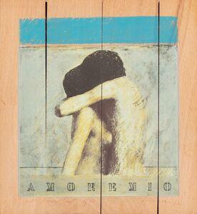 Franco Sarnari, 'My love', 1972