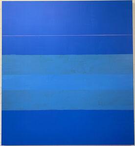 Yuko Shiraishi, 'Awaking Blue', 2019