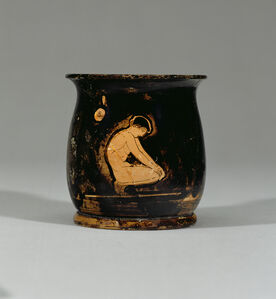 Eretria Painter, 'Attic Red-Figure Oinochoe', 430-420