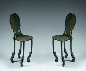 Pair of Cello Chairs