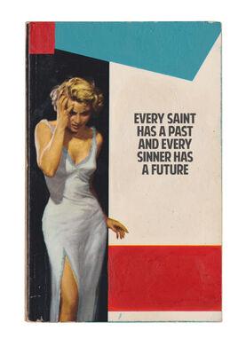 Saints + Sinners, installation view