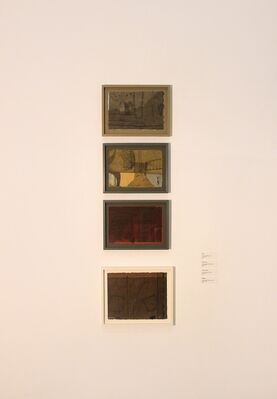 is that/ that is Recent work by Mekhala Bahl, installation view