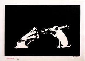 Banksy, 'HMV (Unsigned)', 2003