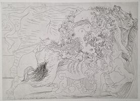 Pablo Picasso, 'Femme Torero, I ', 1934