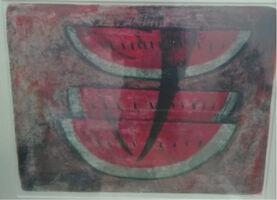 Rufino Tamayo, 'Sandía 1', 1969