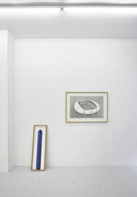 éléphants blancs (white elephants), installation view