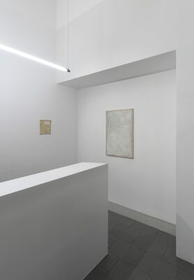 I want to go home, installation view
