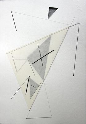 œuvres sur papier, installation view