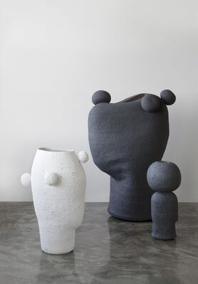 Hostler Burrows at COLLECT 2019, installation view