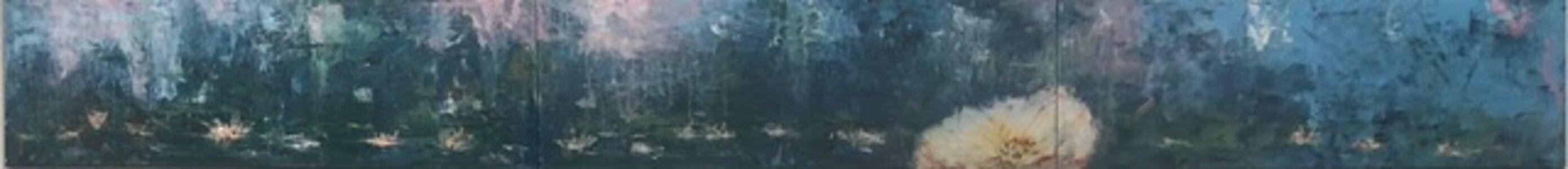 Joan Criscione, 'Always love me (Tryptic)', 2012
