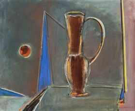 The Brown Pitcher
