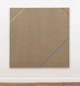 Winfred Gaul, 'Markierungen XVII', 1973