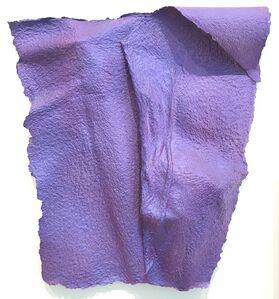 John Griefen, 'Le Pouget Violet', 2016