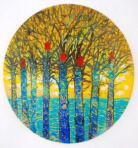 LORENZO MOYA, 'TREE Nº III', 2015