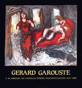 Gérard Garouste, 'Scenes of a Room', 1983