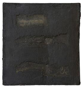 Elsa Gramcko, 'Negros y Grises (Tan/Black/Grey)', 1962